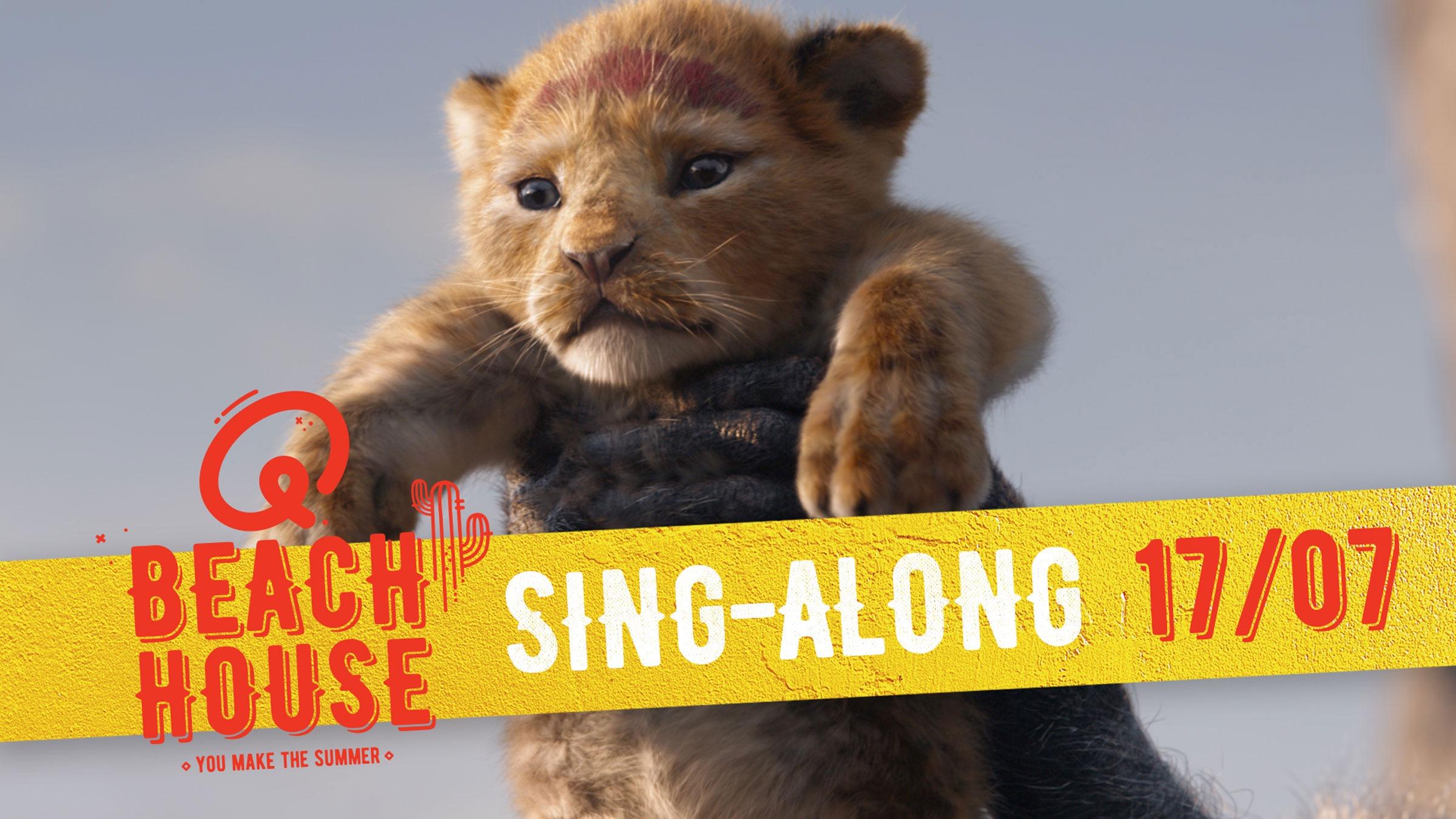 Sing alongnieuw