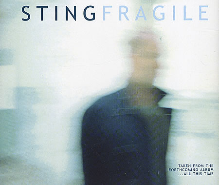 Sting fragile 200382