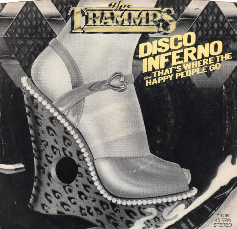 The trammps disco inferno 1978 4