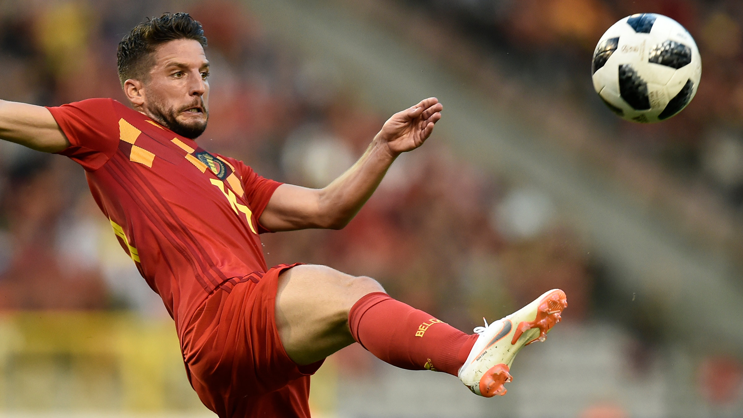 Dries mertens home