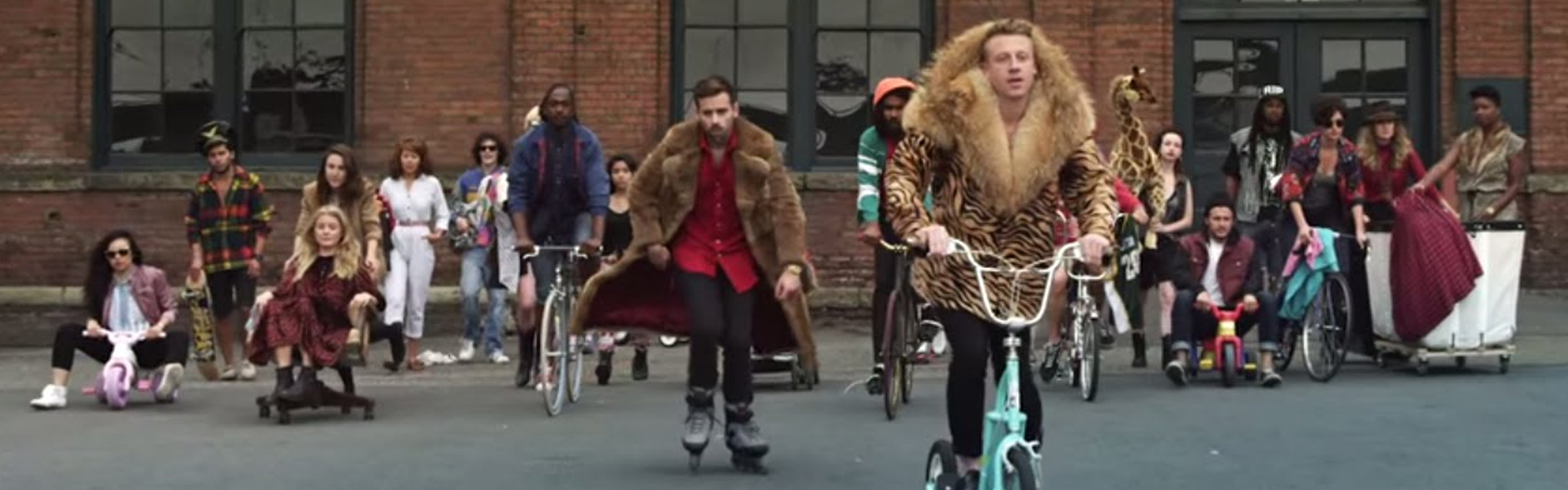 Macklemore youtube header