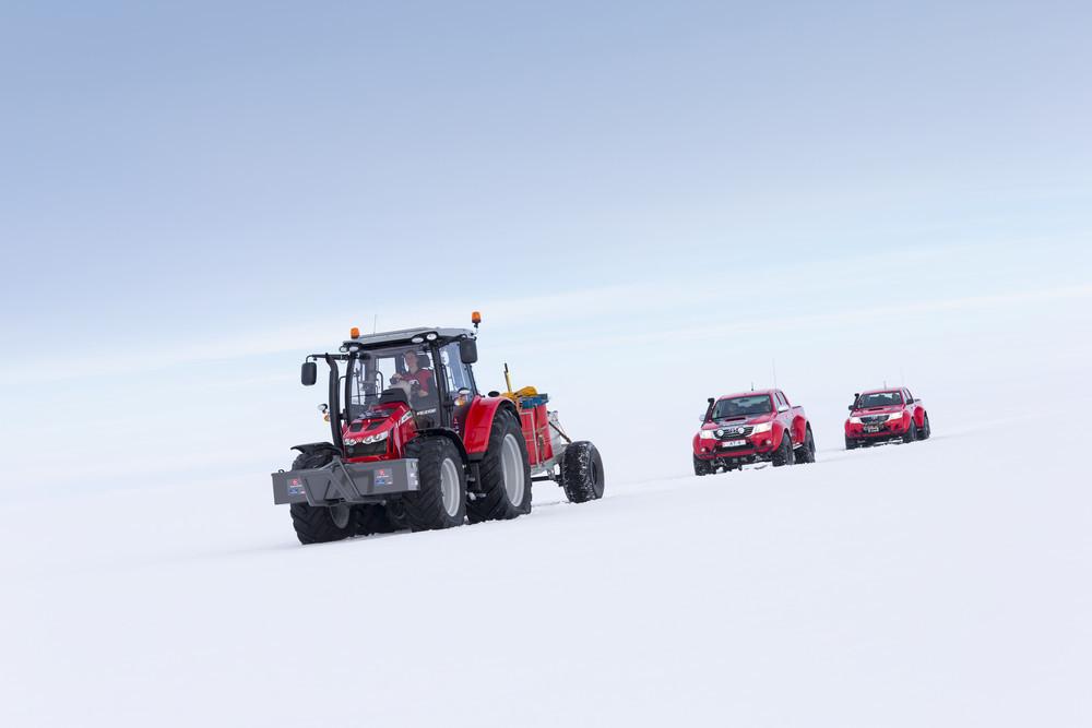 Tractormeisje