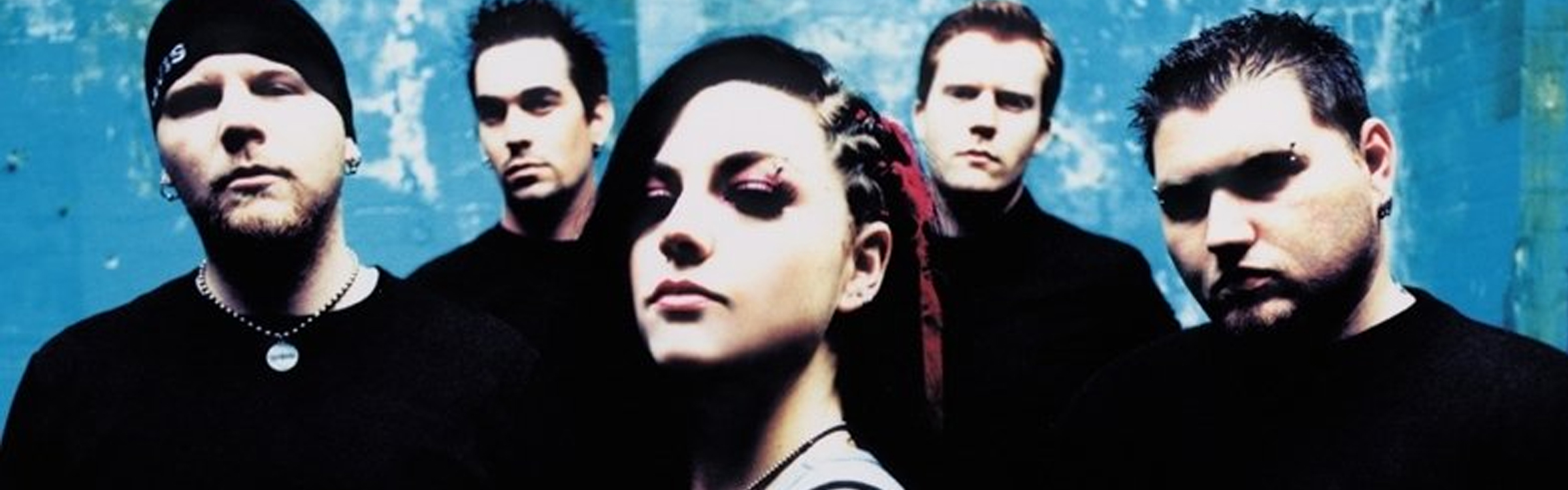 Evanescence header