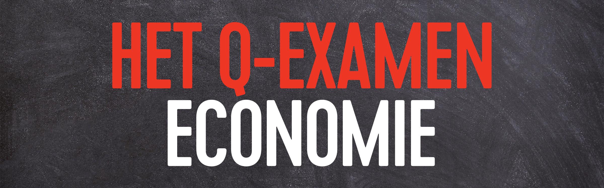 Q examen economie header