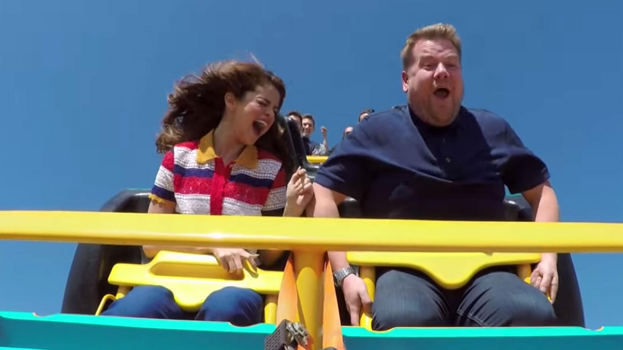 Selena carpool teaser