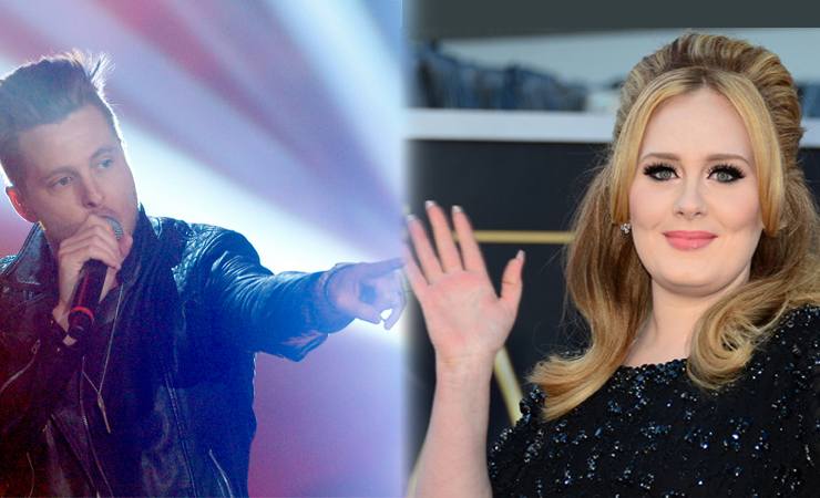 Adele ryan tedder