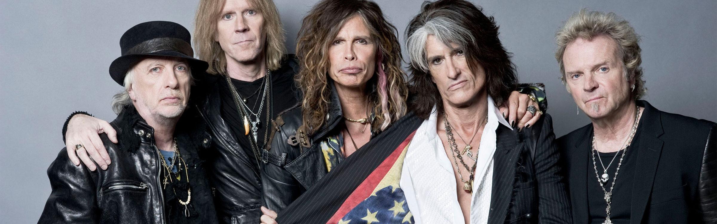 Aerosmith page