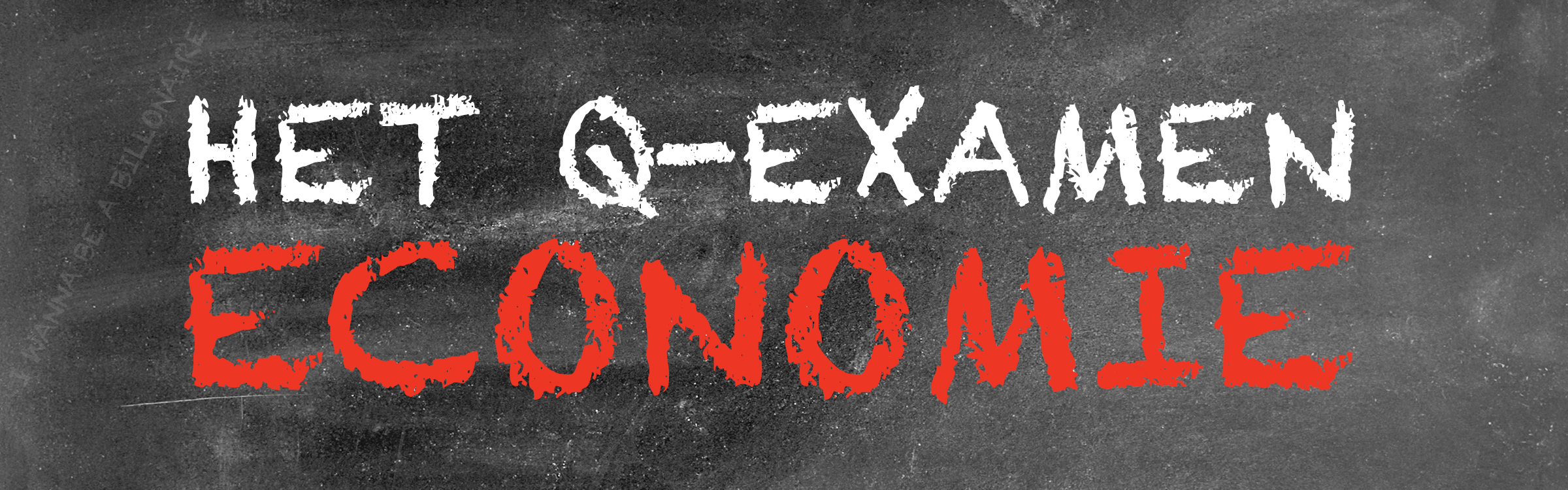Qexamen economie header
