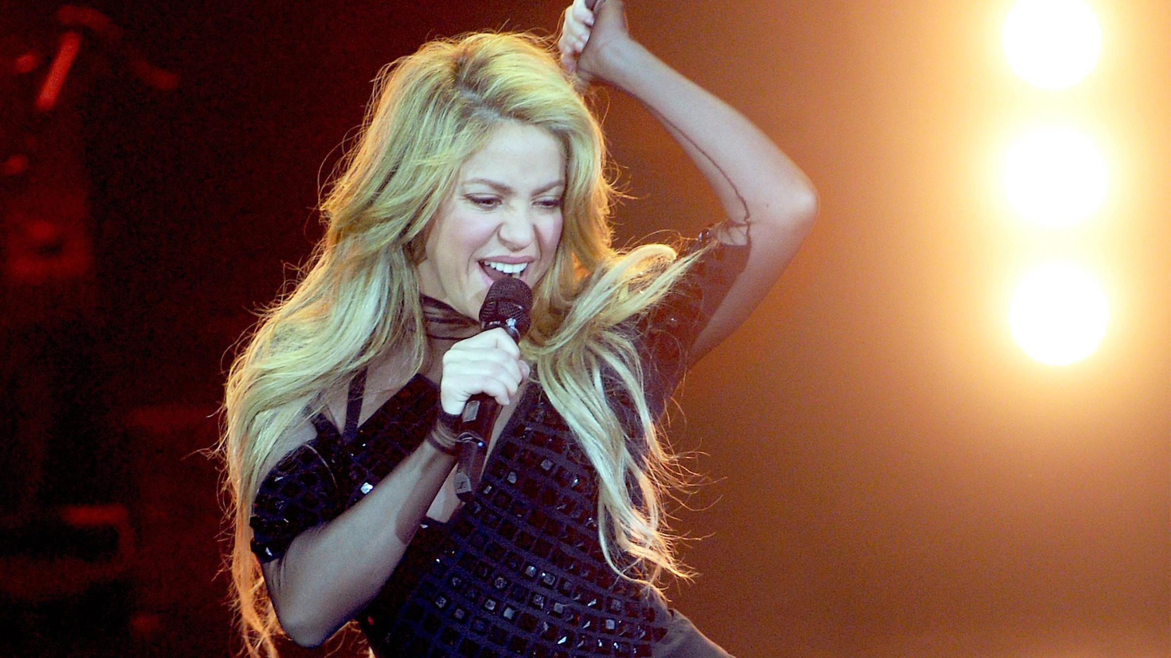 Shakira teaserr