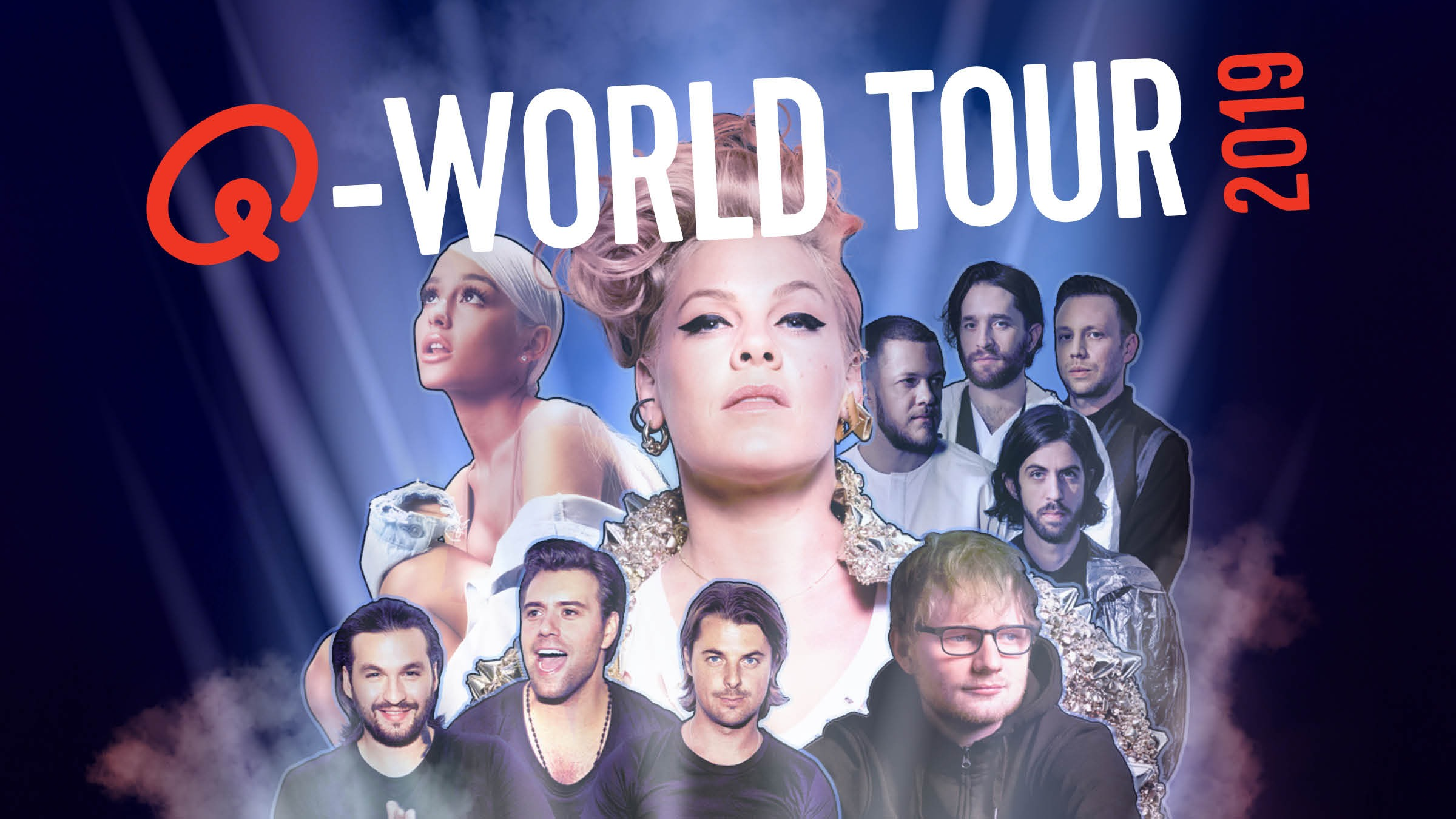 Q world tour