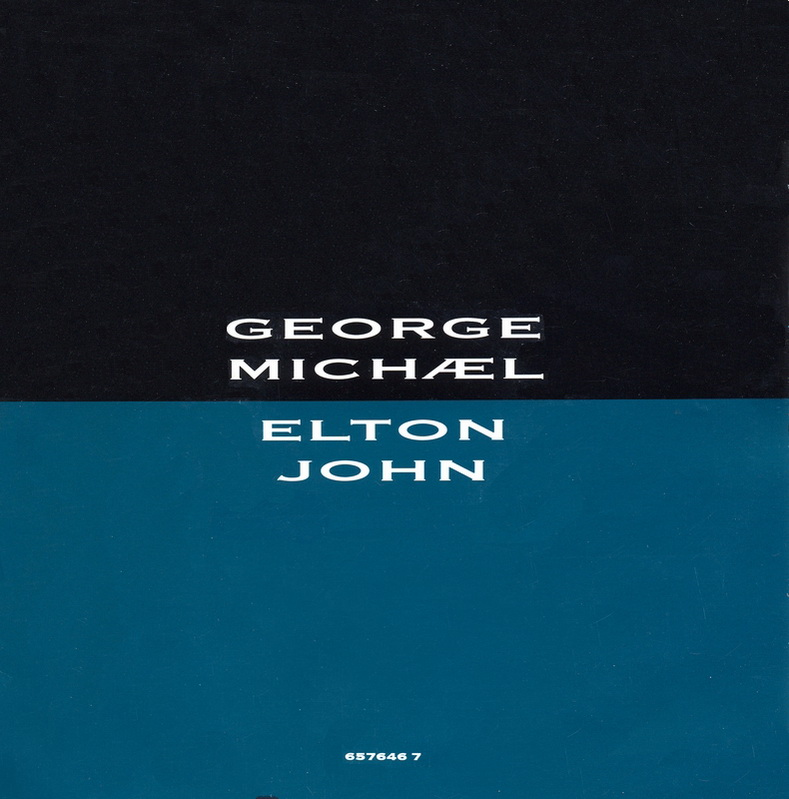 George michael and elton john dont let the sun go down on me 1991 5