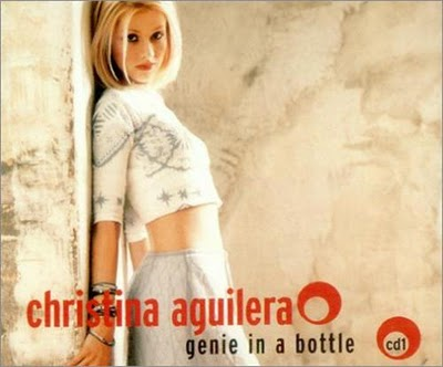 Christina aguilera genie in a bottle 417221
