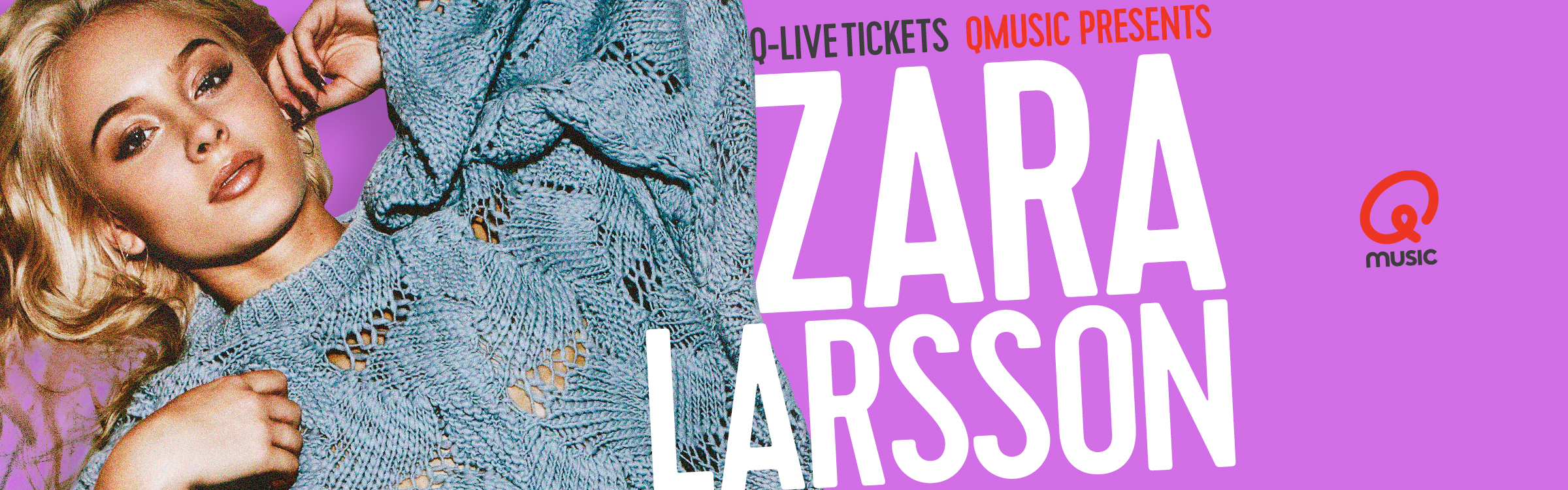 Qmusic actionheader zara