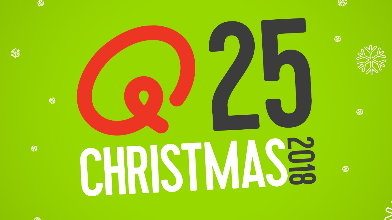 Qmusic actionheader qchristmas25 2018