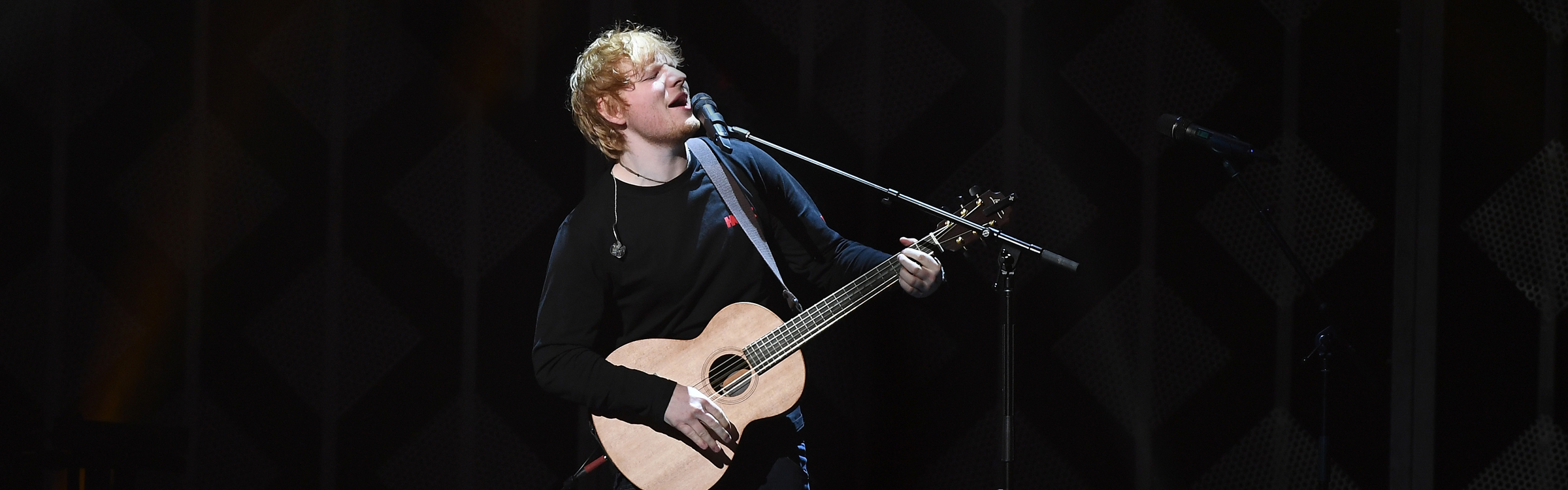 Ed sheeran header