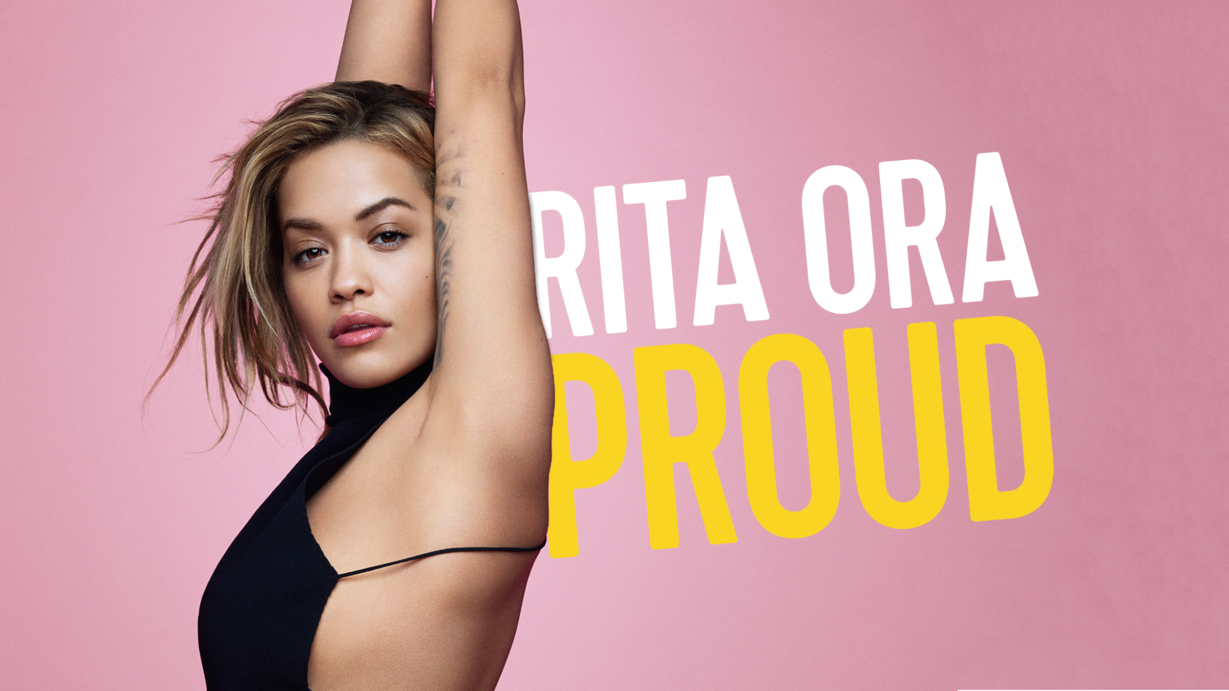 Rita ora proud   home