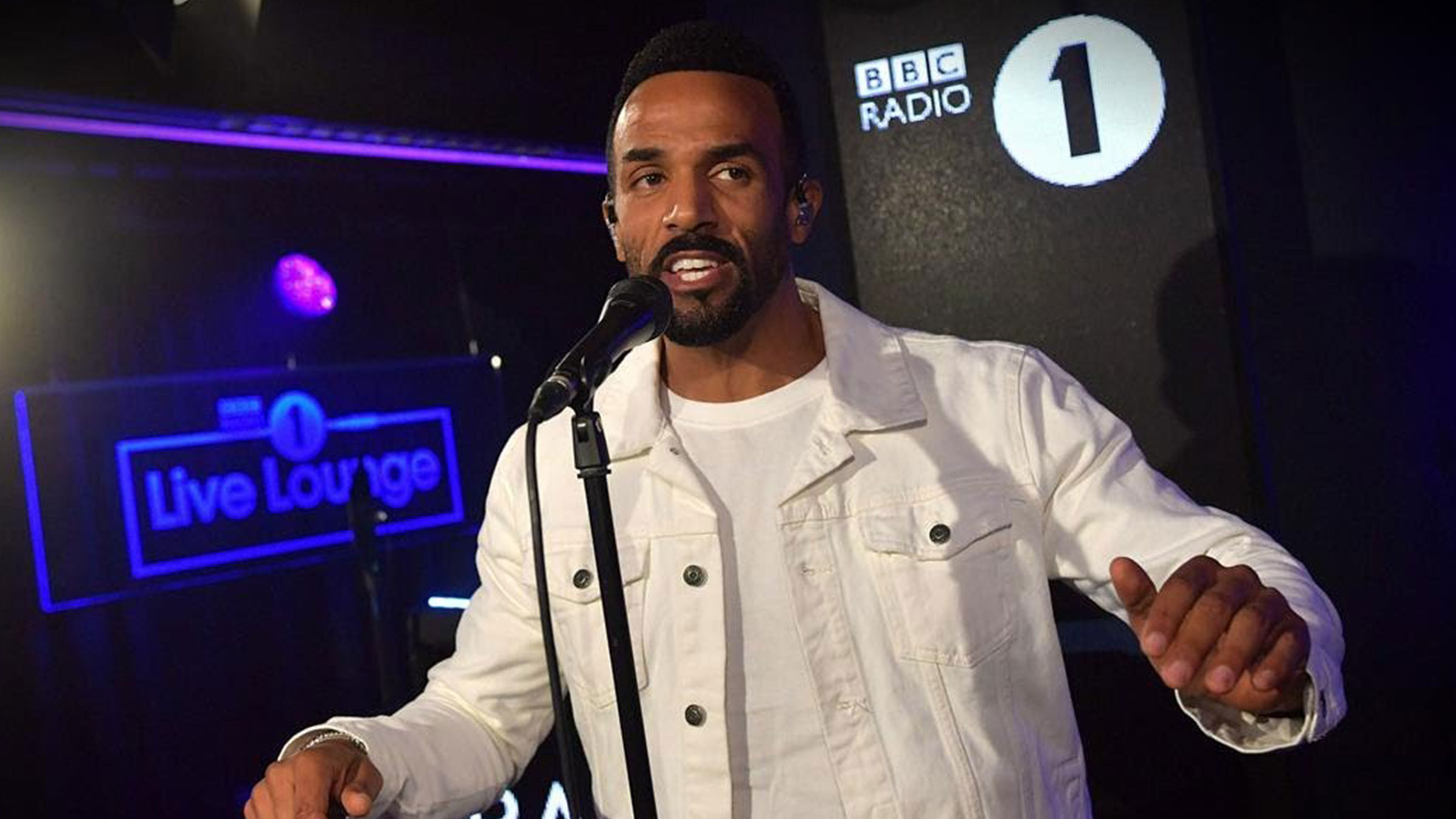 Craig david bbc home