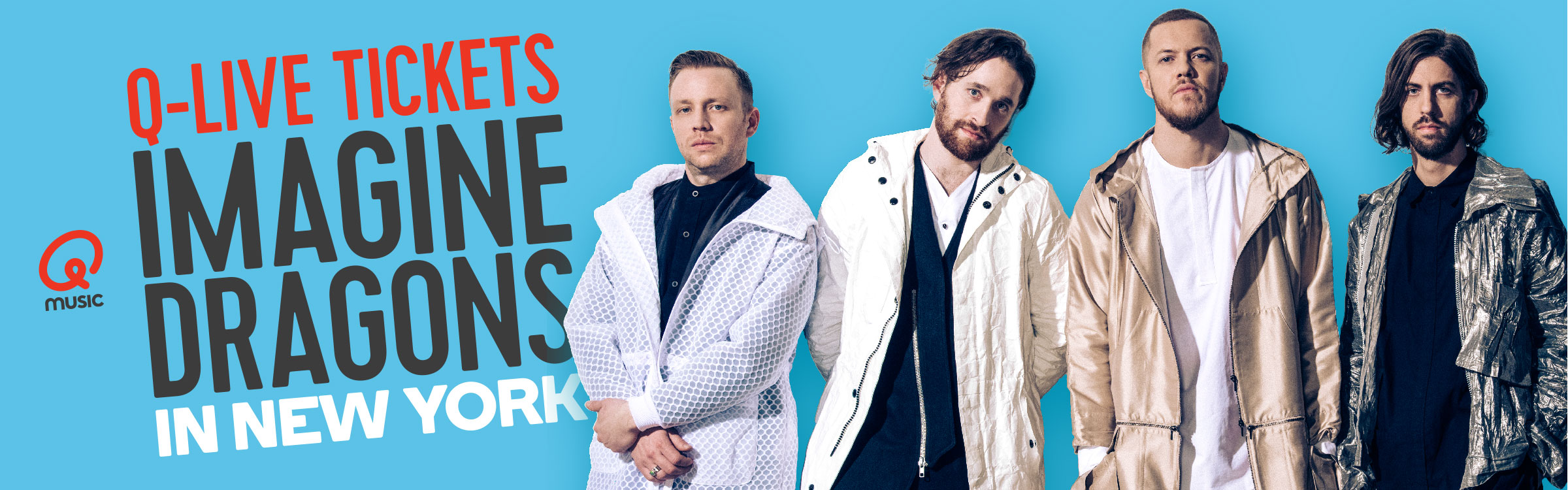 Qmusic actionheader imaginedragons