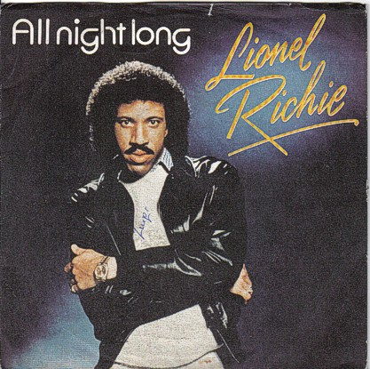 Lionel richie all night long