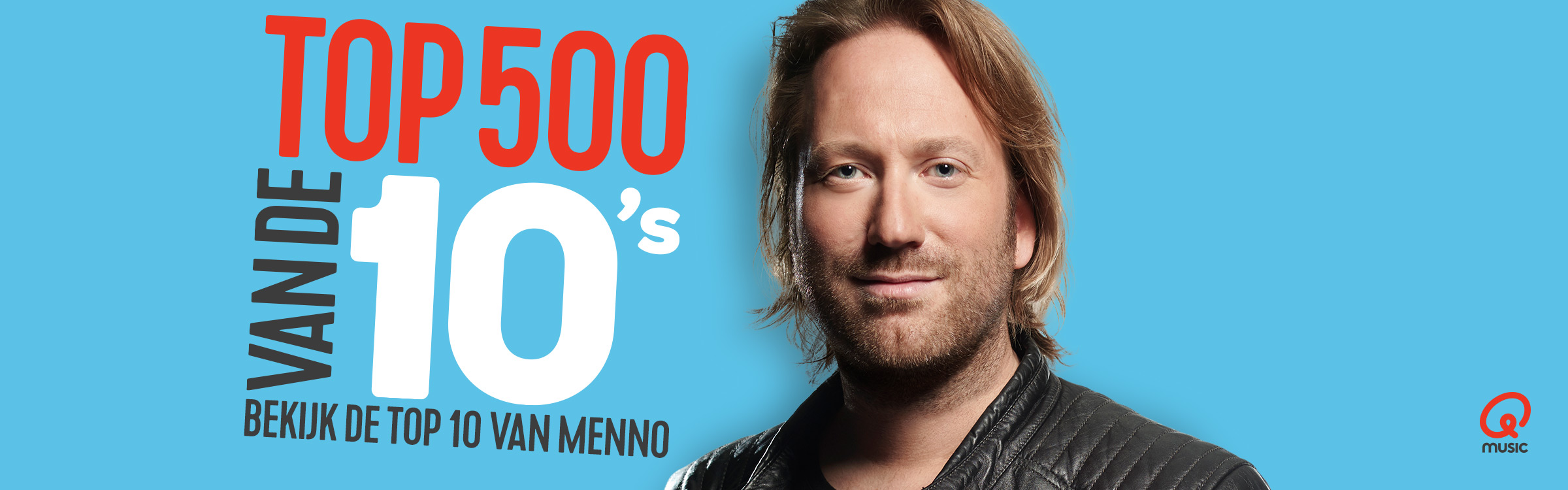 Qmusic actionheader 10s dj menno