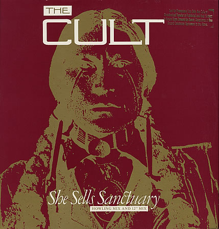 The cult she sells sanctuary