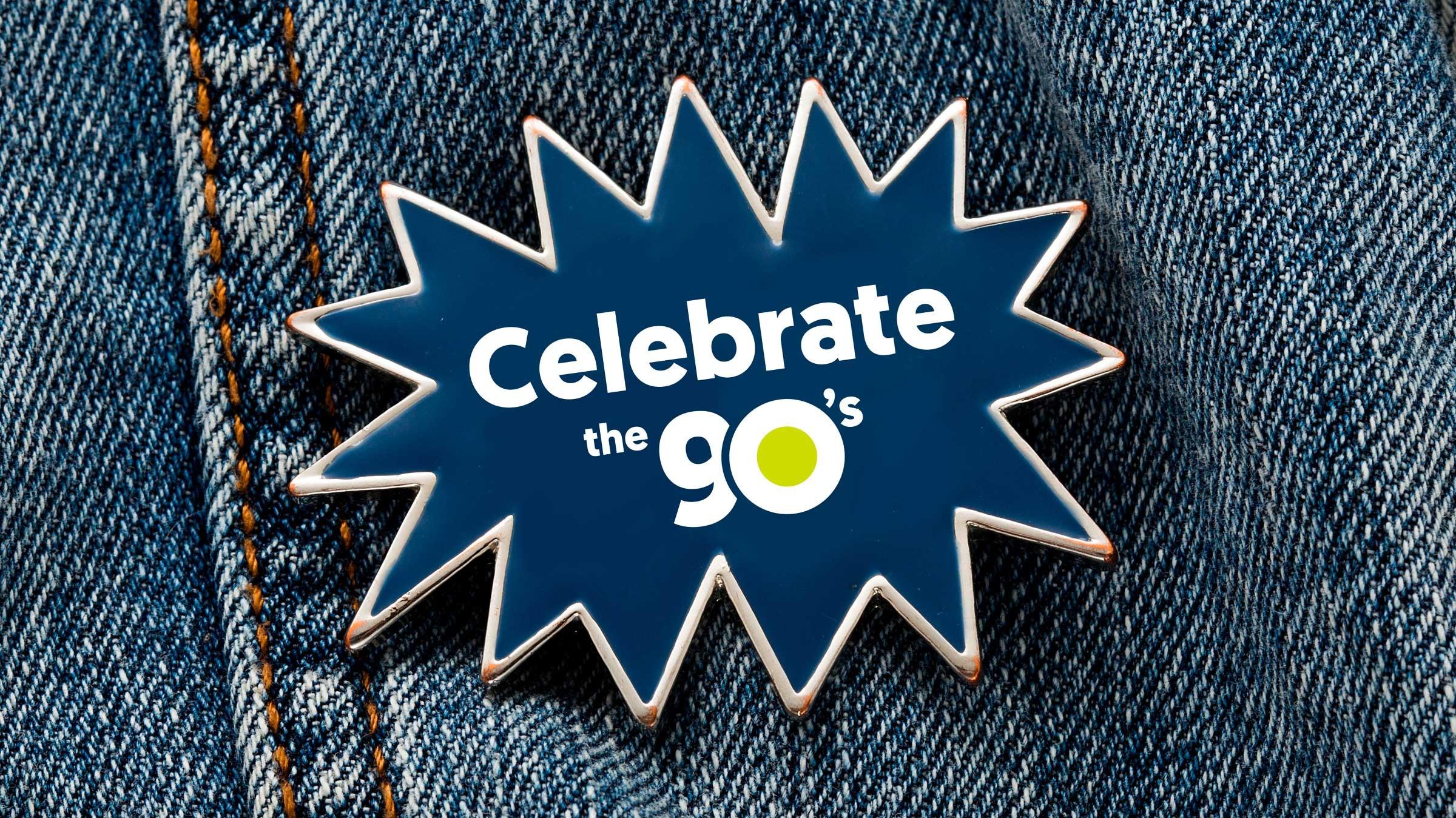 Celebrate the 90 s