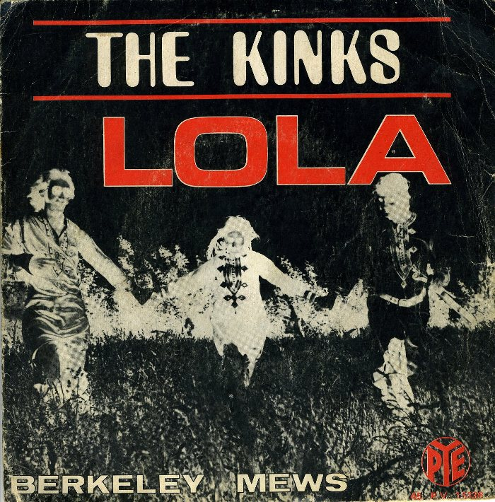 The kinks lola pye 4