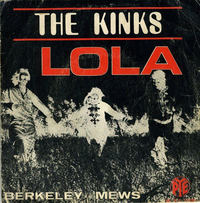 The kinks lola pye 4