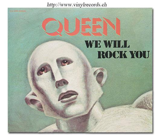 Queen rock you 60