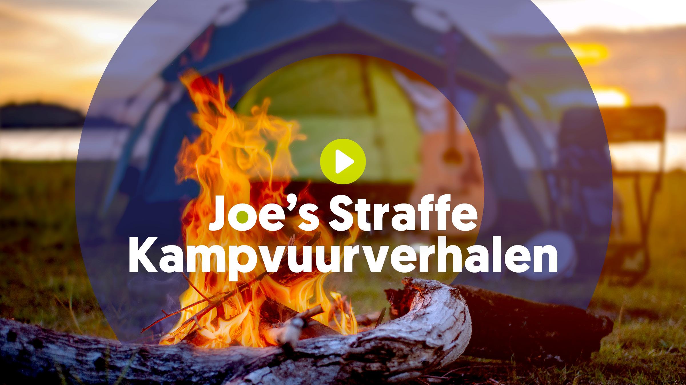 Joe site straffe kampvuurverhalen def