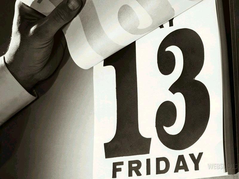 Vrijdag de 13e friday the 13th geschiedenisleraar