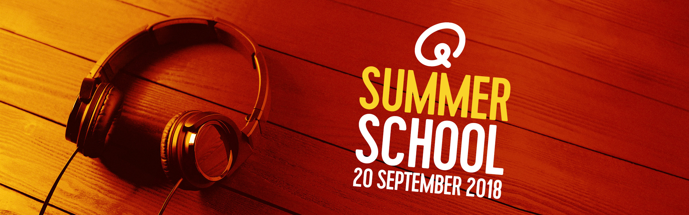 Qmusic actionheader summerschool