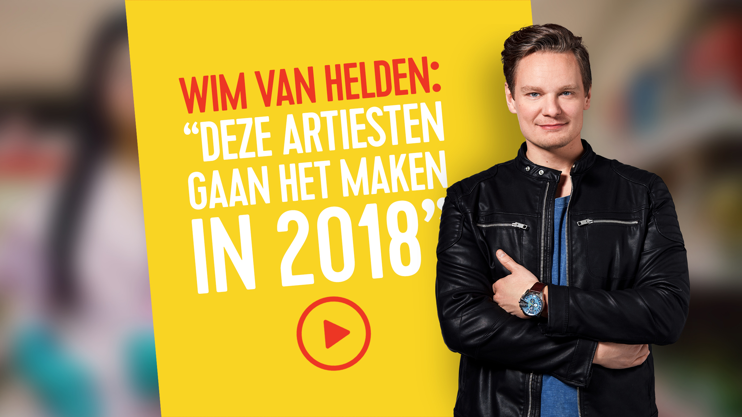 Qmusic teaser basis wimvoorspelt
