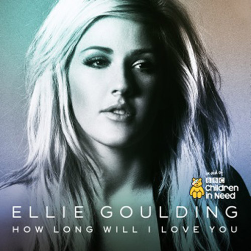 Ellie goulding how long children in need artwork 500x500