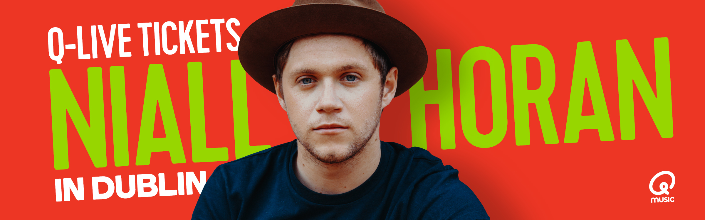 Qmusic actionheader niall