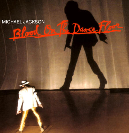 Blood on dance floor