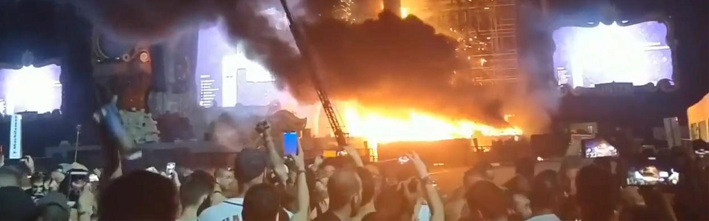 Fire unite header