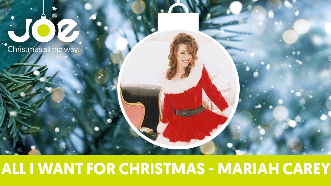 Share alliwantforchristmas mariah