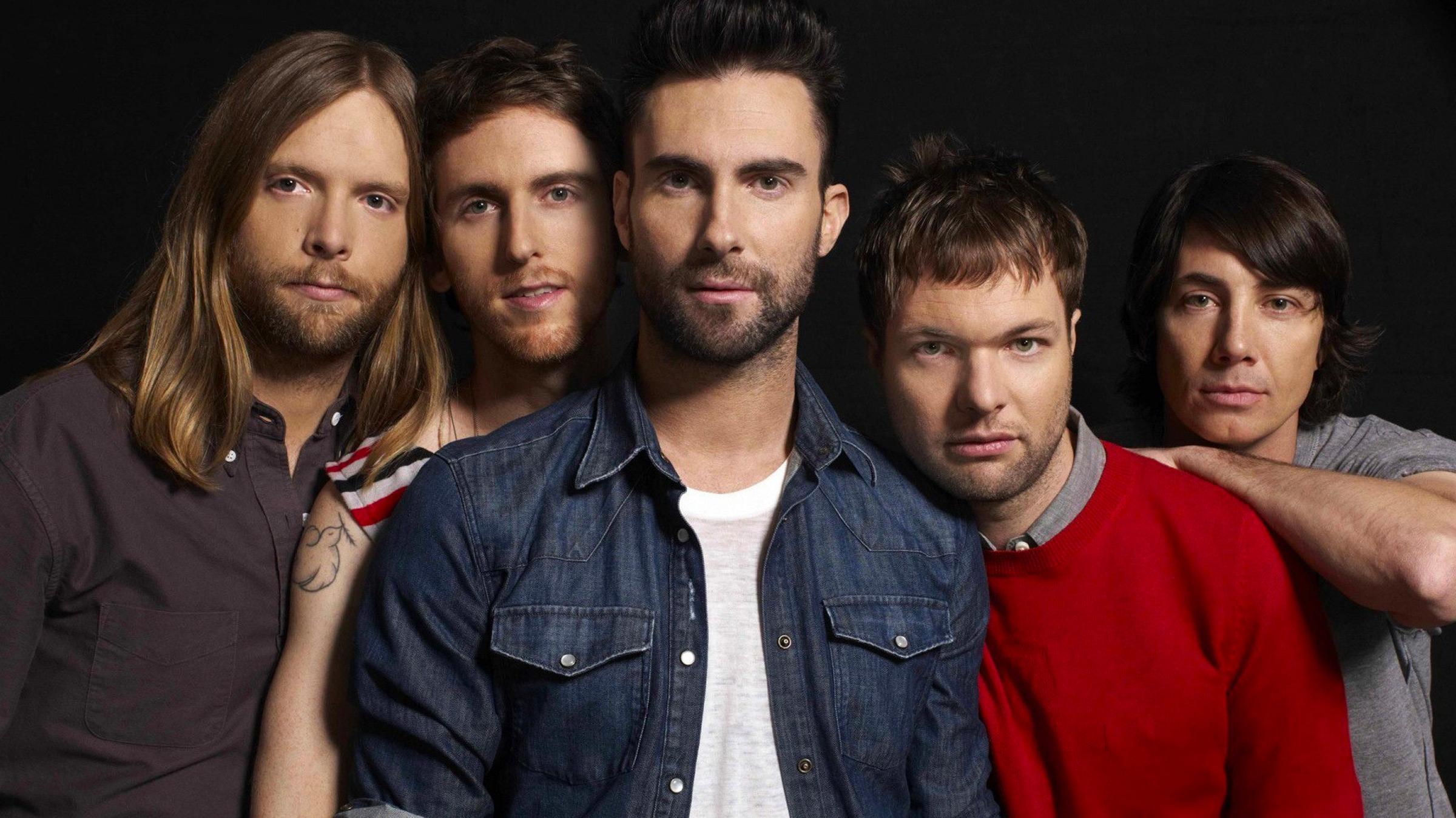 Maroon newalbum teaser