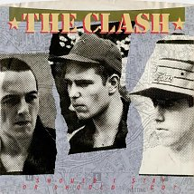 The clash should i stay or should i go epic s