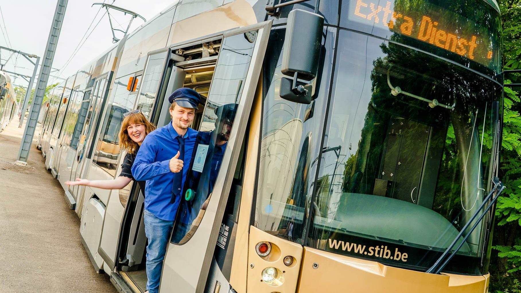 Maarten tram fb
