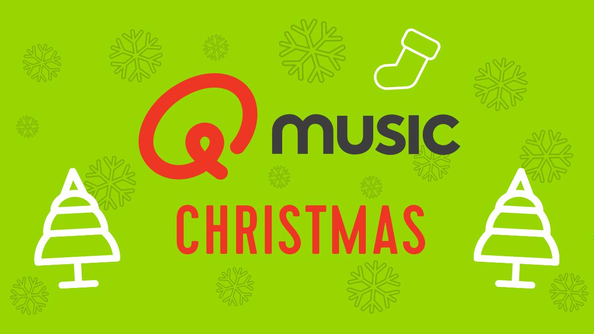 Qmusic teaser kerst