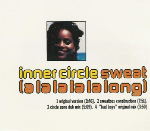 Inner circle sweat  a la la la la long  s