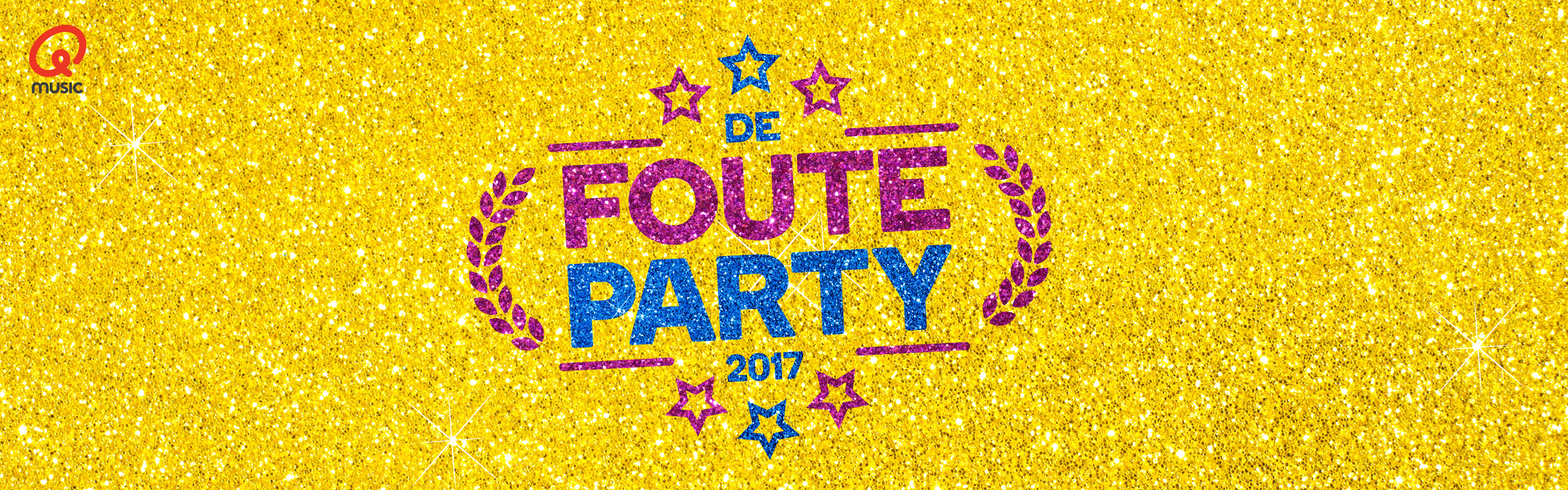 Qmusic actionheader fouteparty2017