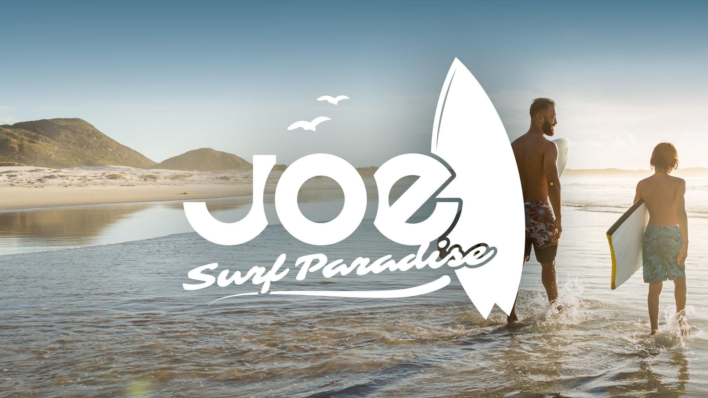 Joe surf