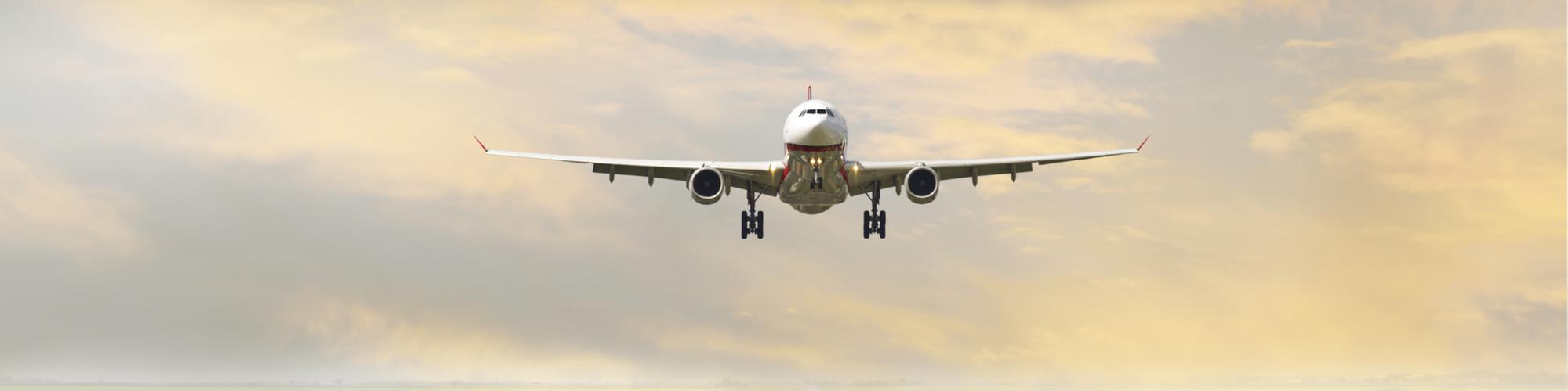 Vliegtickets header