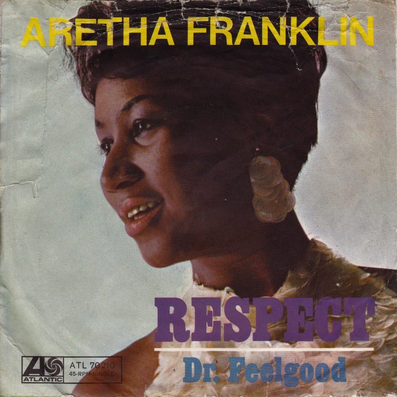 Aretha franklin respect atlantic 5