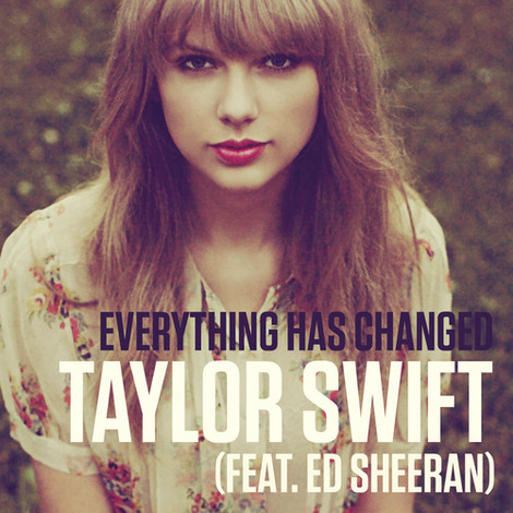 Everything has changed gallery