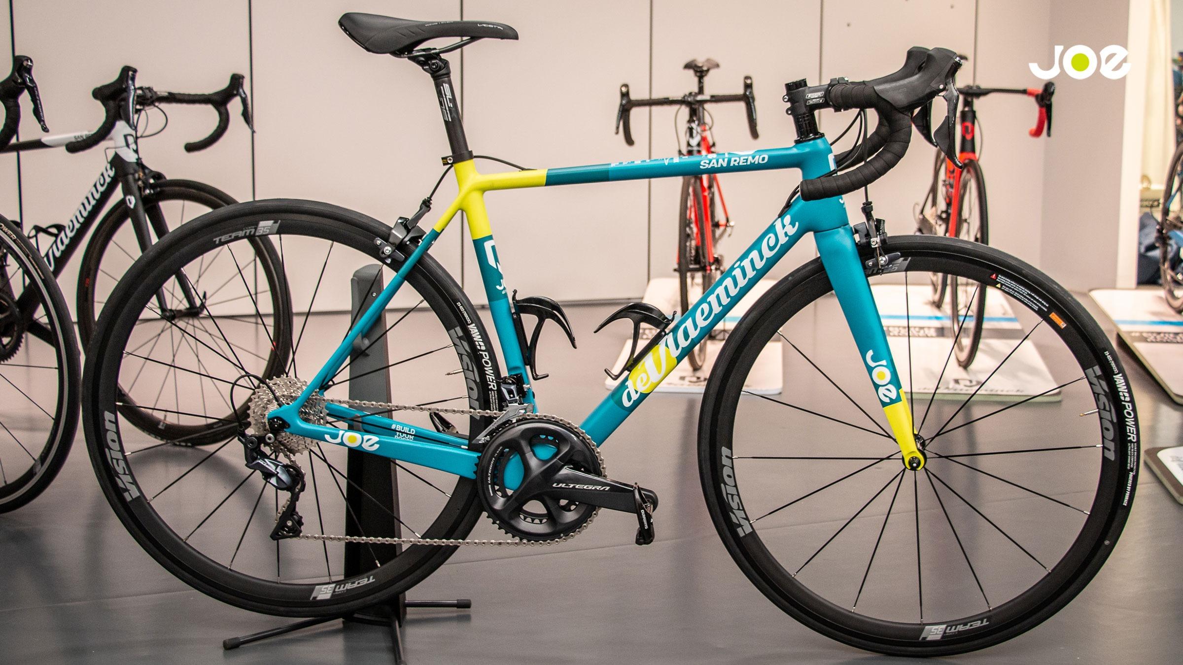 Joe rafrani fiets 1