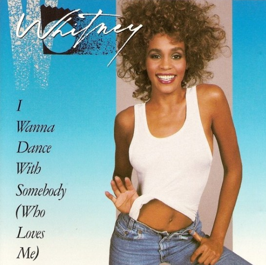 1987 whitney releases her second album whitney the single i wanna dance with somebody who loves me becomes no 1 on the billboard hot 100 chart
